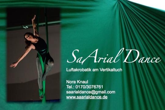 SaArial Dance Visitenkarte1