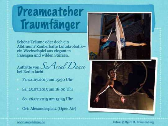 Traumfänger Flyer Berlin Lacht.001